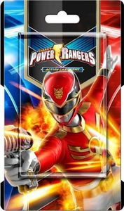 Power Rangers Action Card Game Rise of Heroes Booster Pack Hot!