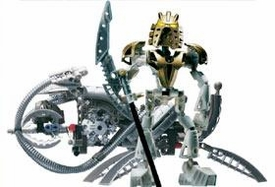 LEGO Bionicle Set #8596 Takanuva Impossible to Find!