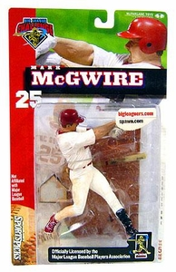 McFarlane Toys MLB Sports Picks Club Exclusive Big League Challenge Action Figure Mark McGwire (St. Louis Cardinals)
