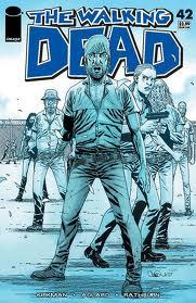 Image Comic Books The Walking Dead #42 Condition - Near Mint