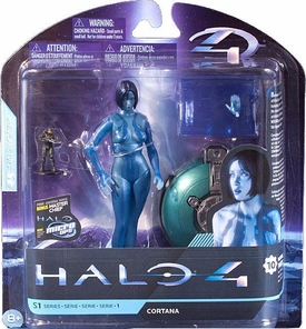 Halo 4 McFarlane Toys Series 1 Extended Action Figure Cortana