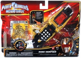 Power Rangers Megaforce Battle Gear Robo Morpher