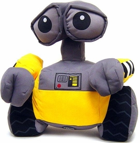 Disney Pixar Wall-E Movie Exclusive DELUXE 12 Inch Plush Figure Wall-e [Head Turns!]