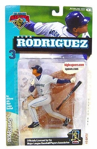 McFarlane Toys MLB Sports Picks Club Exclusive Big League Challenge Action Figure Alex Rodriguez