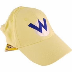 Nintendo Super Mario Baseball Hat Wario [Yellow]