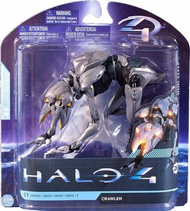 Halo 4 McFarlane Toys Series 1 Extended Action Figure Crawler
