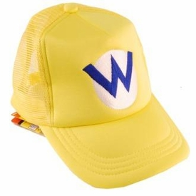 Nintendo Super Mario Trucker Hat Wario [Yellow]