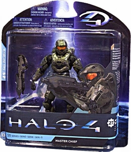 Halo 4 McFarlane Toys Series 1 Action Figure Master Chief