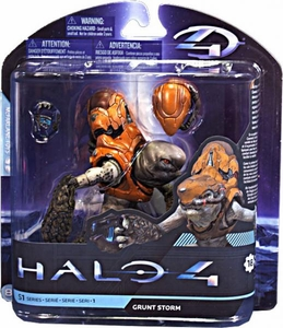 Halo 4 McFarlane Toys Series 1 Action Figure Grunt Storm