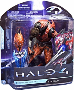 Halo 4 McFarlane Toys Series 1 Action Figure Elite Zealot