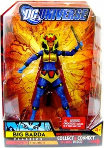 DC Universe Classics Series 7 Action FigureBig Barda {Helmet On} [Build Atom Smasher Piece!]