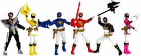 Power Rangers Megaforce Exclusive Action Figure 6-Pack