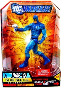 DC Universe Classics Series 7 Action Figure Blue Beetle [Build Atom Smasher Piece!]
