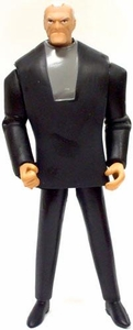 DC Universe Justice League Unlimited LOOSE Fan Collection Action Figure Bruce Wayne [Batman Beyond]