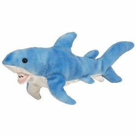 Ty Beanie Baby Sea Center Finn the Shark