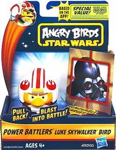 Angry Birds STAR WARS Power Battlers Bird Battler Luke Skywalker