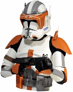 Star Wars Clone Wars Commander Cody Bank