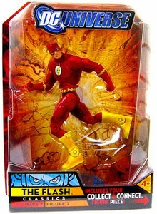 DC Universe Classics Series 7 Action FigureFlash [Build Atom Smasher Piece!]