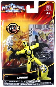 Power Rangers Megaforce Basic Action Figure Loogie