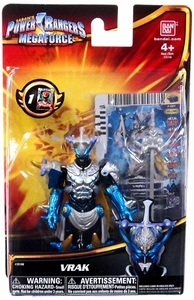 Power Rangers Megaforce Basic Action Figure Vrak