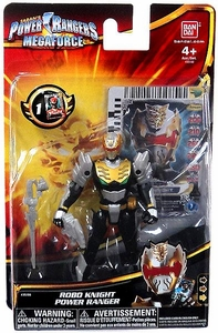 Power Rangers Megaforce Basic Action Figure Robo Knight Power Ranger