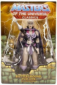 He-Man Masters of the Universe Classics Exclusive Action Figure Battleground Evil-Lyn
