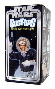 Star Wars Bust-Ups Series 5 Hoth Set Han Solo