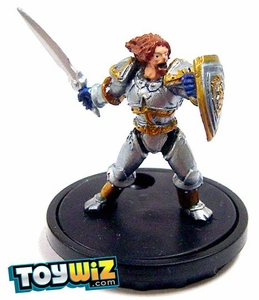 World of Warcraft Collectible Miniatures Game Core Set Single Figure Highlord Bolvar Fordragon