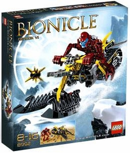 LEGO Bionicle Set #8992 Cendox V1