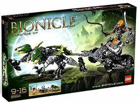LEGO Bionicle Set #8994 Baranus