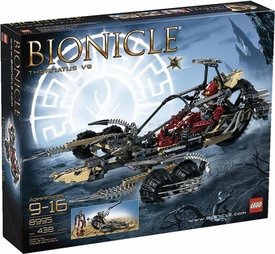 LEGO Bionicle Set #8995 Thornatus