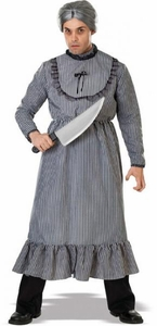 Psycho Adults Costume #16877 Grandma Dress [Adult]