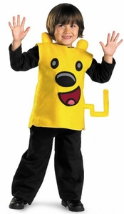 Disguise Wow! Wow! Wubbzy! Costume #11503 Wubbzy [Toddler]