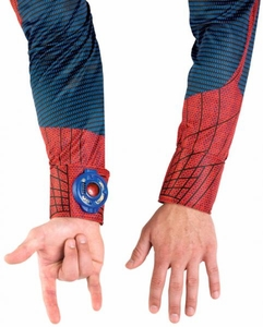 Disguise Amazing Spider-Man Deluxe Adult Light Up Web Shooter