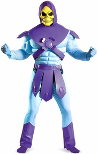 Masters of the Universe Deluxe Adult Costume #31713 Skeletor [XLarge 42-46]