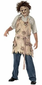 The Texas Chainsaw Massacre #1075 Leatherface Deluxe Apron (Adult Standard Size)
