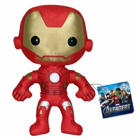 Funko Marvel Avengers Plush Figure Iron Man