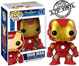 Funko POP! Marvel Avengers Vinyl Figure Iron Man