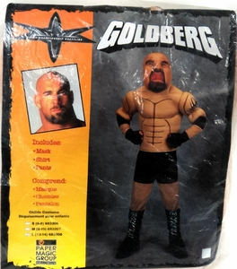 Paper Magic World Championship Wrestling Childs Costume Goldberg