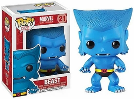 Funko POP! Marvel Vinyl Figure Beast New!