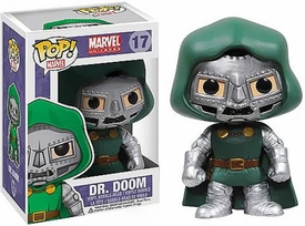 Funko POP! Marvel Vinyl Figure Dr. Doom