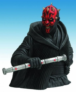 Star Wars Bust Bank Darth Maul