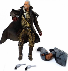 McFarlane Toys Metal Gear Solid 2 Sons of Liberty LOOSE Action Figure Revolver Ocelot