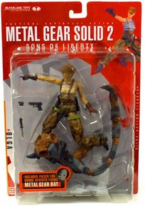 McFarlane Toys Metal Gear Solid 2 Sons of Liberty Action Figure Olga