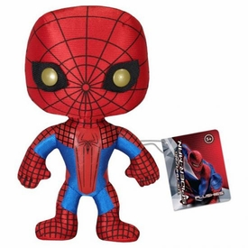 Funko Marvel Amazing Spiderman Movie Plush Figure Spider-Man