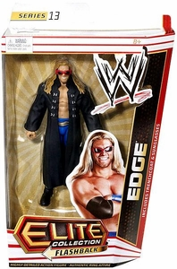 Mattel WWE Wrestling Elite Series 13 Action Figure Edge [Trenchcoat & Sunglasses]