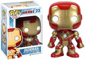 Funko POP! Iron Man 3 Vinyl Figure Iron Man [Mark 42]
