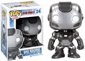 Funko POP! Iron Man 3 Vinyl Figure War Machine