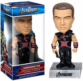 Funko Marvel Avengers Movie Wacky Wobbler Bobble Head Hawkeye