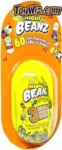 Spin Master Mighty Beanz ORIGINAL Series 1 Booster Pack [3 Beanz]